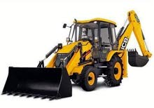 I am looking for a JCB excavator
