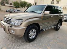 استيشن ذهبي 2007 vxr للبيع 