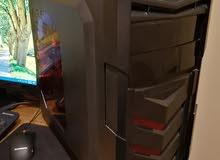 كيس Core i3 مع كرت 2 جيجا Nvidia  للبيع