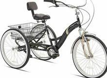 دراجة جديدة تلات عجلات