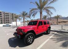 Jeep Wrangler JL RUBICON جيب ربيكون وكالة ظفار
