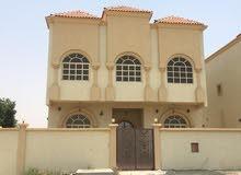 فيلا للبيع فى المنامة عجمان-تملك حر-على شارع-فرصه لاصحاب المنح السكنية