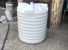 خزان ماء سعة 1000 لتر