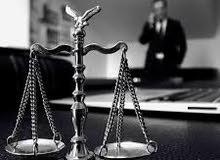 محام مصري باحث عن وظيفة