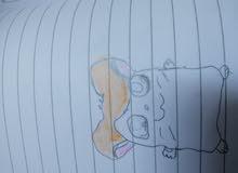 رسمه يدوي ههمتارو