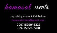 همسات للمناسبات Hamasat Events 00971 529946222