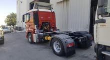 للبيع راس شاحنه مان موديل 2011