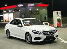 Available for sale! 1 - 9,999 km mileage Mercedes Benz E 350 2014