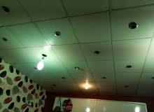 سقف معلق للبيع 5×8 للبيع