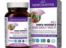 New Chapter Every Women One Daily 40+ 72