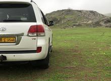 لندكروزر GXR 2008 V8