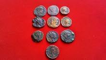 عملة رومانية حجم صغير للبيع
