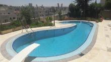 فيلا مفروشة للايجار في عبدون 750م - 450بناء - ثلاث طوابق مع مسبح - فخمة جدا