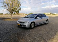 Used condition Honda Civic 2008 with 20,000 - 29,999 km mileage
