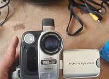 كاميرا سووني متعمل يوم واخد فقط