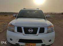 Nissan Armada 2009 For sale - White color