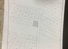 ارض للبيع 500م مميزة على شارعين 16و 12م في جاوا / نافع
