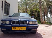 BMW 730 car for sale 2000 in Shinas city