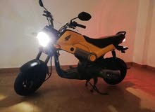 Used Honda motorbike available in Tripoli