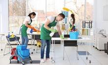 Horizon internation cleaning services