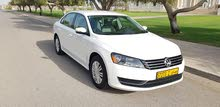 For sale 2014 White Passat