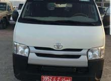 Gasoline Fuel/Power   Toyota Hiace 2014