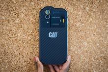 هاتف + كاميرة حرارية من ماركة caterpillar s60
