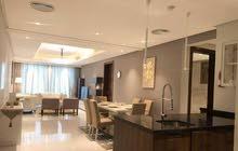 Beautiful 2bhk apartment furnished for rent in amwaj island +balcony