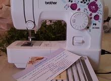 ماكينة خياطة برازر 14 غرزة للبيع