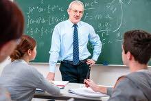 Math and physics teacher