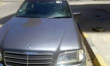 Mercedes Benz C 180 car for sale 2000 in Tripoli city