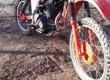 دراجه suzuki DR500S بحاله ممتازة