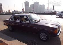 مرسيدس E230 موديل 1981