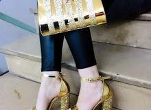 احذية ذات طابع خاص مع حقيبة