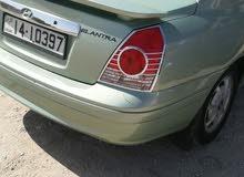 For sale Hyundai Elantra car in Irbid