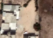 أرض 2700 م علي الطريق الرئيسي  البيفي شارع السلعه التموينيه  .