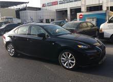 Lexus IS 300 black USA specific
