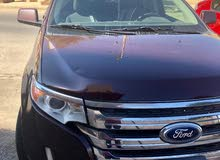 Gasoline Fuel/Power   Ford Edge 2011