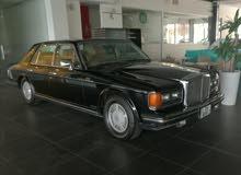 """بنتلي Bentley 8  """"كلاسيك"""" 1987 -للبدل او البيع نقدا"""