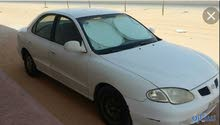 Gasoline Fuel/Power   Hyundai Elantra 2000