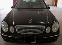 Automatic Black Mercedes Benz 2005 for sale