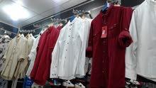 محل ملابس  شبابي كامل    بنطلون  ماليه      قميص