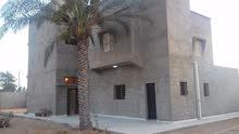 منزل دورين للبيع  بمنطقة طمينة/ مصراته على قطعة ارض سكنية (1000) متر