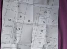 ارض 2040 م للبيع بوسط طولكرم الحي الغربي