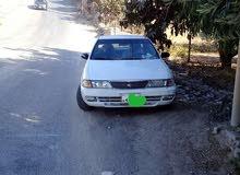 نيسان صني 1997 للبيع مرخص لغاية أيلول 2019 السيارة لم تعمل عمومي أو سياحي الفحص