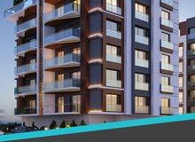 للايجار عمارة 3 طوابق علي مساحة دلم 6 شقق في غزة