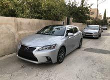 For sale Lexus CT car in Amman