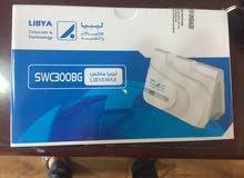 جهاز واي ماكس منزلي (الهرمي) مكرشم جديد