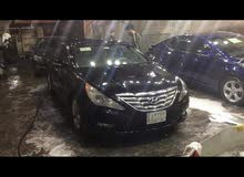 سوناتا وارد امريكي 2012 فول بنوراما بصمه لمتد محرك 2400راقم 07729828955