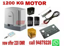 automatic sliding Gate motor1200kg brand quick medal tally Made in Italy 2 years